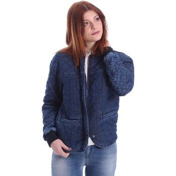 Oblačila Ženske Jakne Gas 255425 Modra