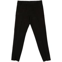 Oblačila Ženske Elegantne hlače Fornarina BIF1I70L24700 Črna