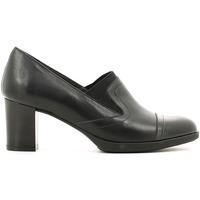 Čevlji  Ženske Mokasini Melluso X5602 Črna