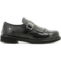 Čevlji  Ženske Čevlji Derby Melluso K20041 Črna