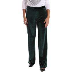 Oblačila Ženske Lahkotne hlače & Harem hlače Gazel AB.PA.LU.0039 Zelena