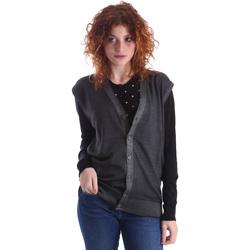 Oblačila Ženske Telovniki & Jope Wool&co WO0004 Siva