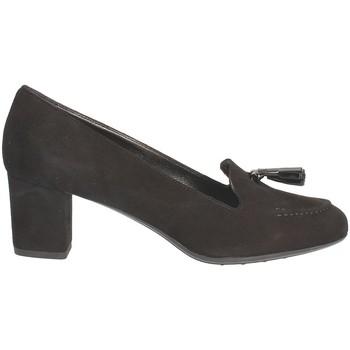 Čevlji  Ženske Mokasini Grace Shoes 206 Črna