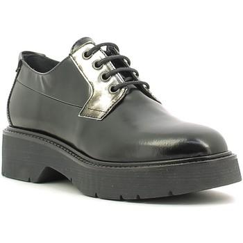 Čevlji  Ženske Čevlji Derby Carmens Padova A38269 Črna
