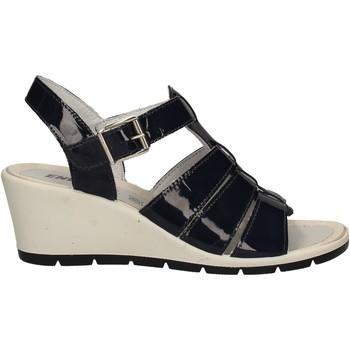 Čevlji  Ženske Sandali & Odprti čevlji Enval 7986 Modra