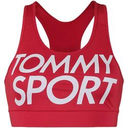 Oblačila Ženske Športni nedrčki Tommy Hilfiger S10S100070 Rdeča