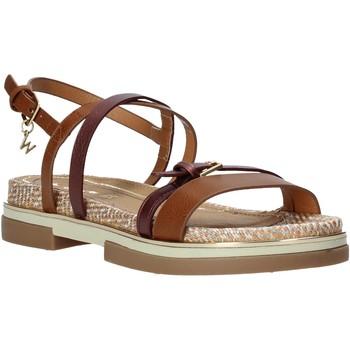 Čevlji  Ženske Sandali & Odprti čevlji Wrangler WL01584A Bež