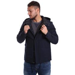Oblačila Moški Puhovke Antony Morato MMCO00424 FA600100 Modra