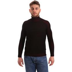 Oblačila Moški Puloverji Gaudi 821BU53034 Črna