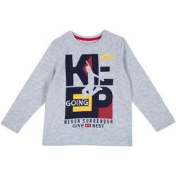 Oblačila Otroci Majice z dolgimi rokavi Chicco 09006867000000 Siva