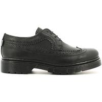 Čevlji  Otroci Čevlji Derby Melania ME6132F6I.A Črna
