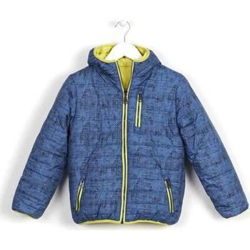 Oblačila Otroci Puhovke Losan 623 2008AA Modra