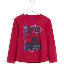 Oblačila Deklice Puloverji Losan 624 1028AB Vijolična