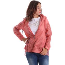 Oblačila Ženske Vetrovke Fornarina BE173C30N29968 Roza