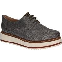 Čevlji  Ženske Čevlji Derby Exé Shoes E17007232R11 Srebro