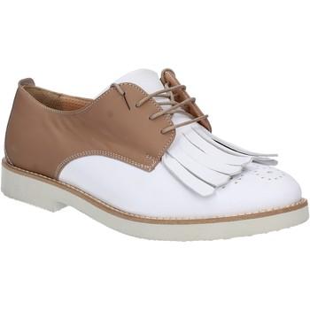 Čevlji  Ženske Čevlji Derby Maritan G 111434 Biely