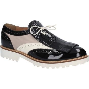 Čevlji  Ženske Čevlji Derby Maritan G 160758 Črna