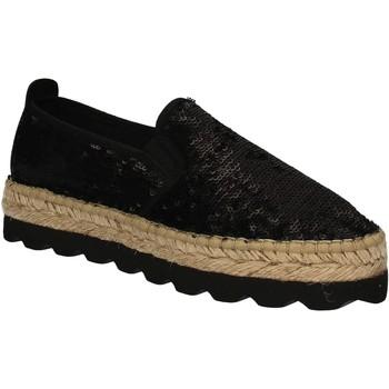 Čevlji  Ženske Espadrile Keys 5346 Črna