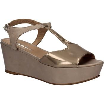 Čevlji  Ženske Sandali & Odprti čevlji Mally 5667 Siva