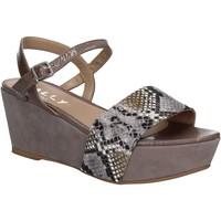 Čevlji  Ženske Sandali & Odprti čevlji Mally 5671 Siva