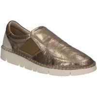 Čevlji  Ženske Slips on Mally 5708 Zlato