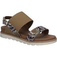 Čevlji  Ženske Sandali & Odprti čevlji Mally 5783 Siva