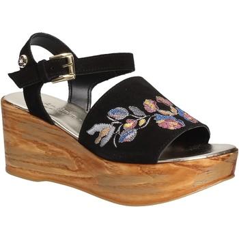 Čevlji  Ženske Sandali & Odprti čevlji Byblos Blu 672210 Črna