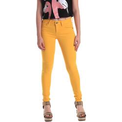 Oblačila Ženske Jeans skinny Fornarina BE171L37D86846 Rumena