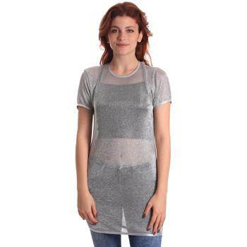 Oblačila Ženske Topi & Bluze Fornarina BE175J69H27090 Siva
