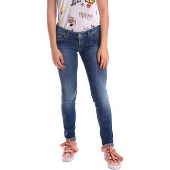 Oblačila Ženske Jeans skinny Fornarina BER1H27D709R59 Modra