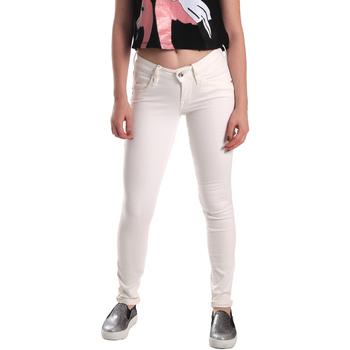 Oblačila Ženske Jeans skinny Fornarina BER1H37D73409S Biely
