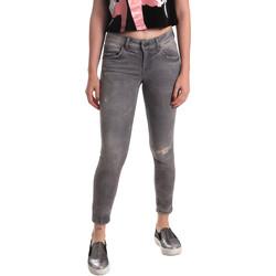 Oblačila Ženske Jeans boyfriend Fornarina SE171L99D872RN Siva