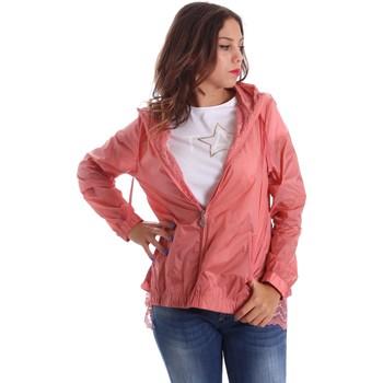 Oblačila Ženske Vetrovke Fornarina SE173C30N29968 Roza
