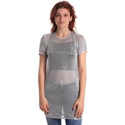 Oblačila Ženske Topi & Bluze Fornarina SE175J69H27090 Siva