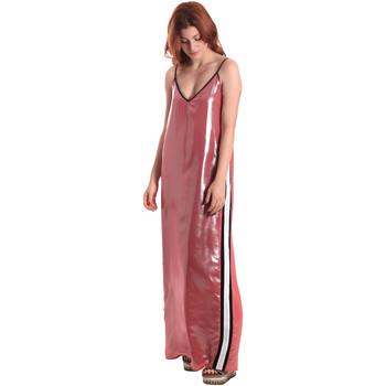 Oblačila Ženske Dolge obleke Fornarina SE178D61CA05E9 Roza