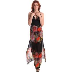 Oblačila Ženske Dolge obleke Fornarina SE178D67CA0700 Črna