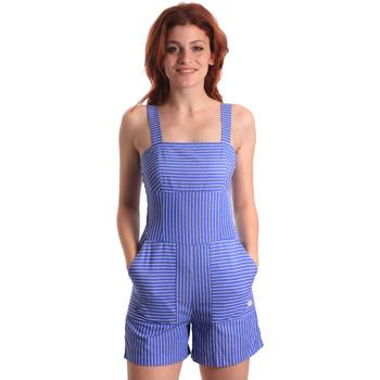 Oblačila Ženske Kombinezoni Fornarina SE178D80CA1411 Modra