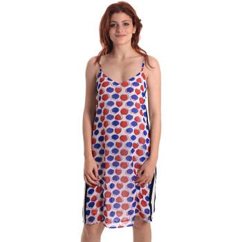 Oblačila Ženske Kratke obleke Fornarina SE178D82CA0676 Biely