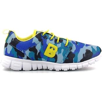 Čevlji  Otroci Nizke superge Blaike BS180003S Modra