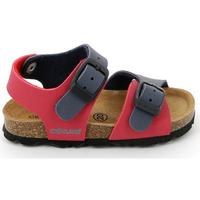 Čevlji  Otroci Sandali & Odprti čevlji Grunland SB0025 Rdeča