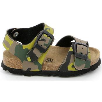 Čevlji  Otroci Sandali & Odprti čevlji Grunland SB0169 Zelena