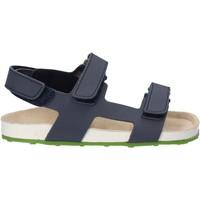 Čevlji  Otroci Sandali & Odprti čevlji Grunland SB0831 Modra