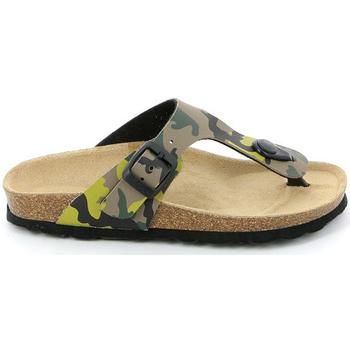 Čevlji  Otroci Japonke Grunland CB0406 Zelena