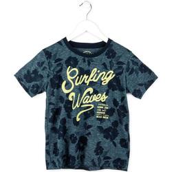 Oblačila Dečki Majice s kratkimi rokavi Losan 713 1009AA Modra