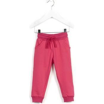 Oblačila Otroci Spodnji deli trenirke  Losan 626 6014AD Roza