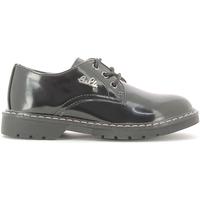 Čevlji  Otroci Čevlji Derby Lulu LL130009S Črna