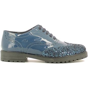 Čevlji  Otroci Čevlji Derby Alberto Guardiani GK21000G Modra