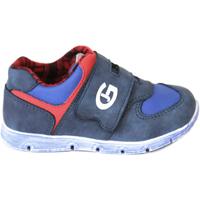 Čevlji  Dečki Nizke superge Grunland PP0157 Modra