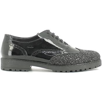 Čevlji  Otroci Čevlji Derby Alberto Guardiani GK22100G/--B/XV00-- Črna