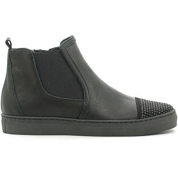 Čevlji  Otroci Visoke superge Holalà HS050008L Črna